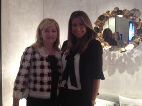 Chanel Fashion Division President Barbara Cirvka