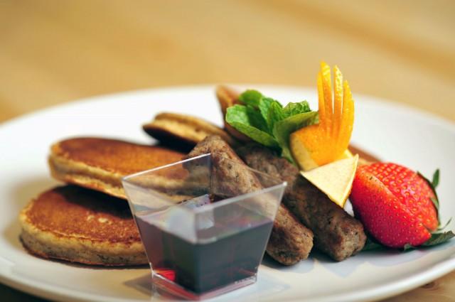 Deliver Lean breakfast
