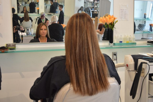 The best hair extensions in miami are from van michael salon the before pmusecretfo Gallery